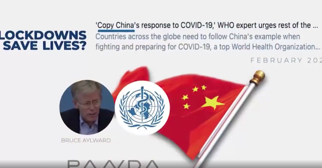 The Ugly Truth About the COVID-19 Lockdowns – Nick Hudson, Co-Founder of PANDA